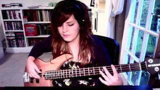 You Should Be Dancing - Bee Gees bass cover