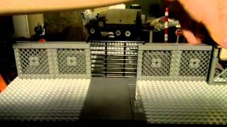 How to build a lego fence