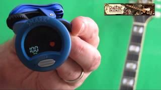 Snark SN 1 Guitar Tuner Review - Best Clip On Guitar Tuner