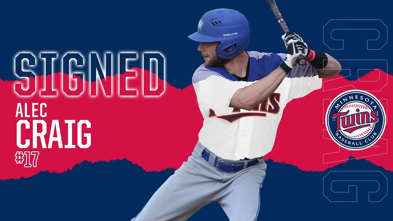 Westsides Craig Earns Contract With Minnesota Twins Organization