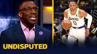 Shannon Sharpe reacts to Russell Westbrook's preseason debut for the Lakers | NBA | UNDISPUTED