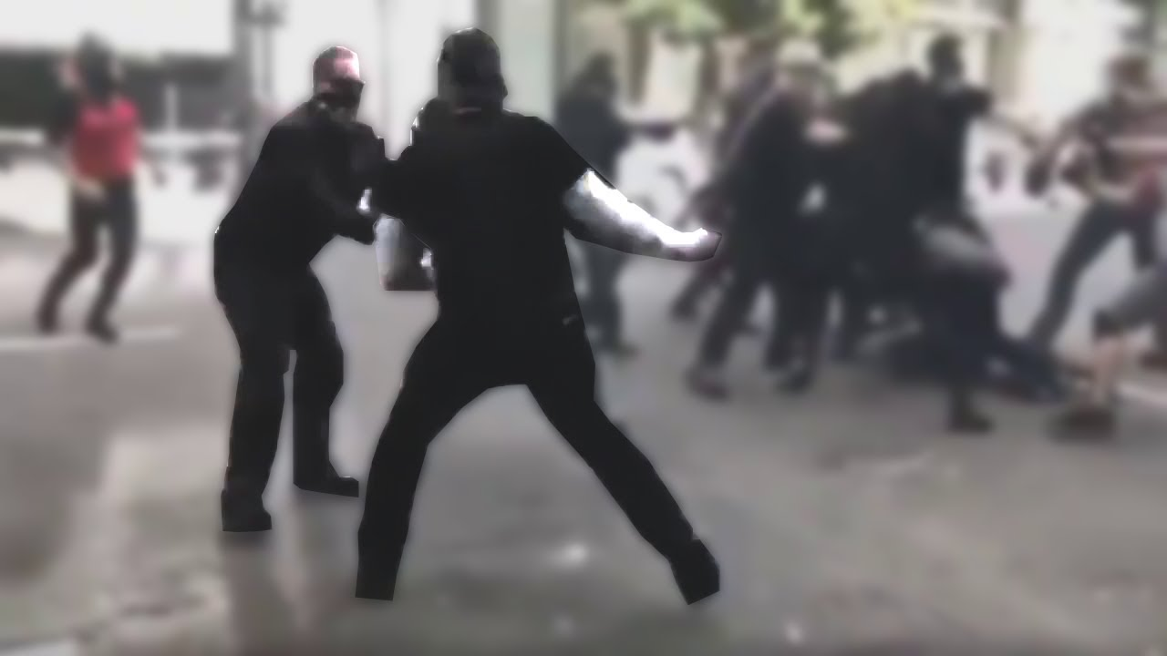 portland-antifa-gets-knocked-out