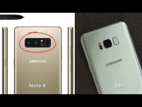Samsung Galaxy Note 8 Fully Exposed!