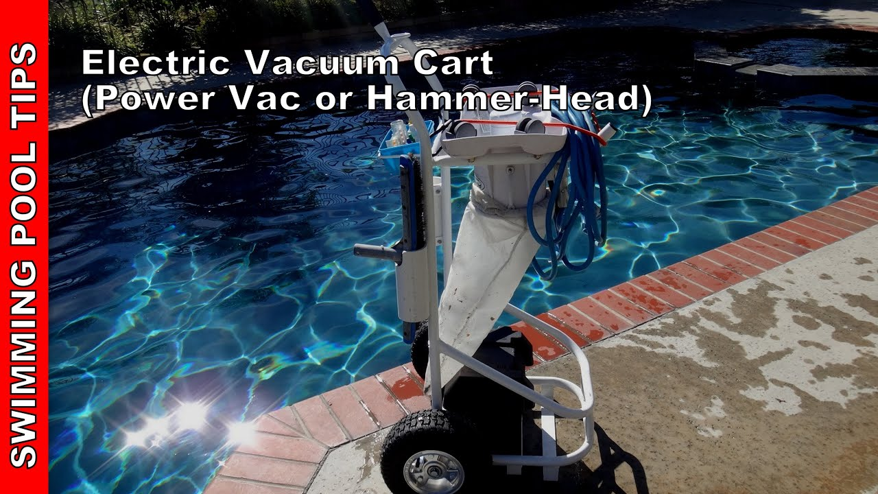 Electric Vacuum Cart 12 Volt For Your Power Vac Or Hammer. Electric Vacuum Cart 12 Volt For Your Power Vac Or Hammerhead. Wiring. Hammerhead 150 Wiring Diagram Pool Cleaner At Scoala.co