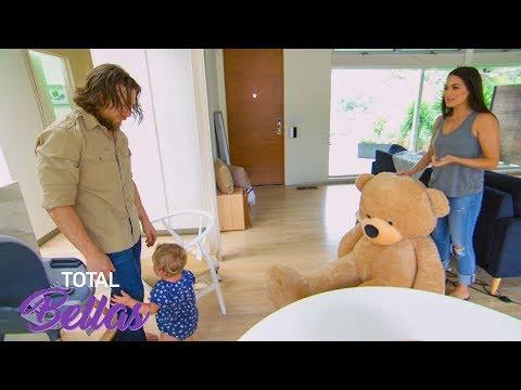 Brie Bella gets Birdie Joe a giant teddy bear: Total Bellas Preview Clip, Jan. 27, 2019