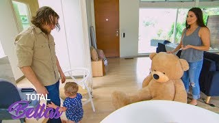 Brie Bella gets Birdie Joe a giant teddy bear: Total Bellas Preview Clip, Jan. 27, 2019