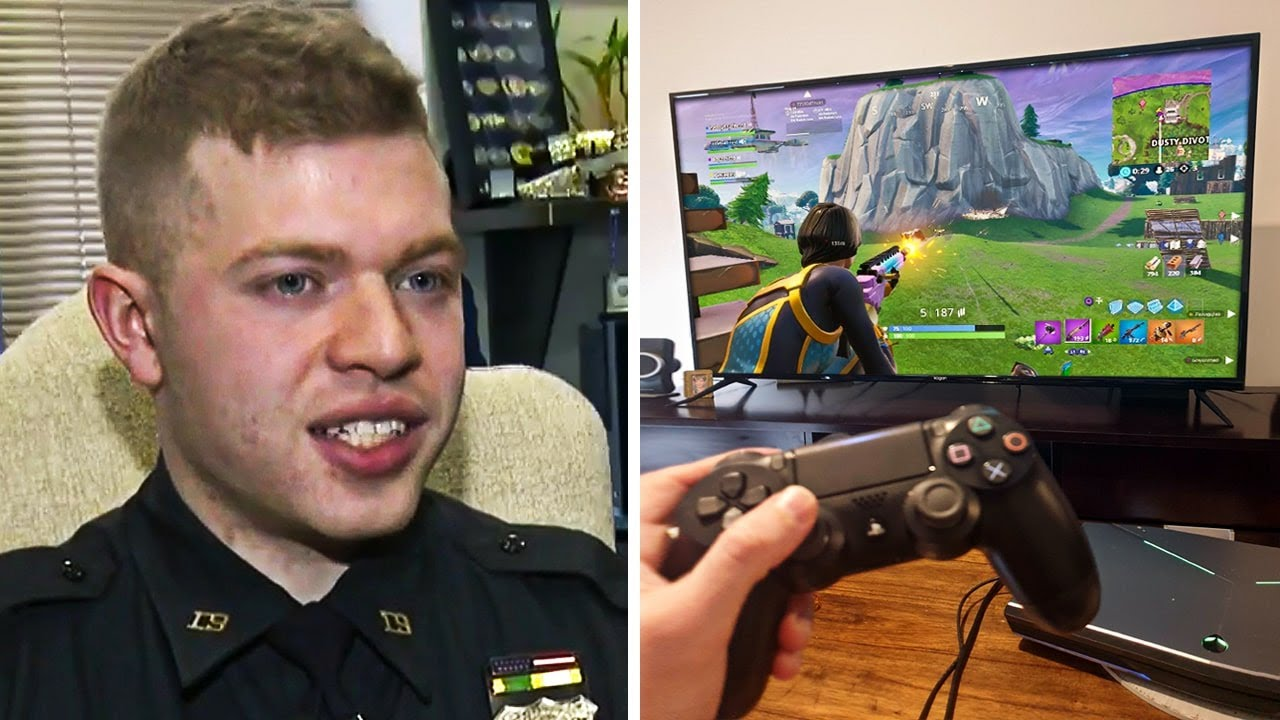 Cop Playing Fortnite Gets In-Game Message From Missing 15-Year-Old...