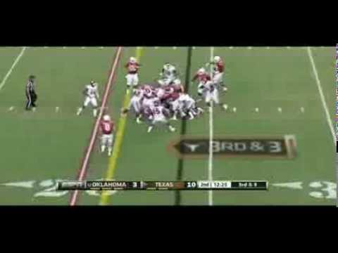 Jonathan Gray vs Oklahoma (2013)