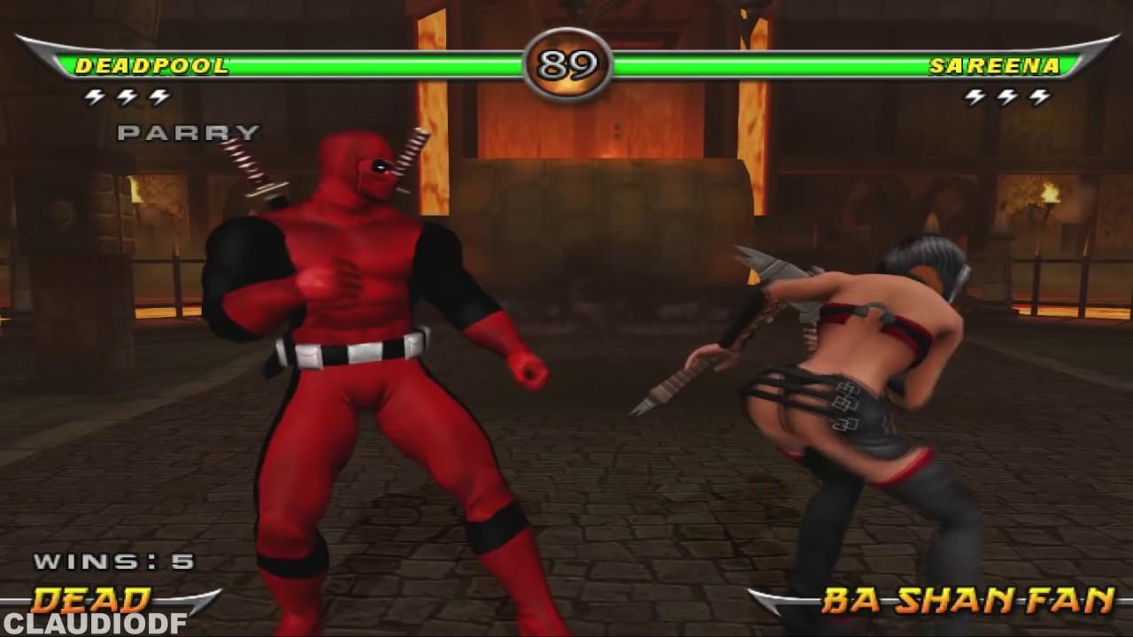 Hasil gambar untuk Mortal Kombat Armageddon