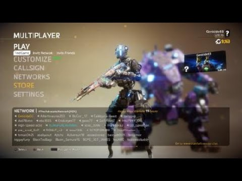 Titanfall™2 Hatred of troll-nation