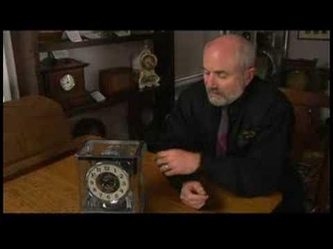 Antique Clock Collecting: Foreign & Unique Clocks : Antique Clock Collecting: Atmos Clocks