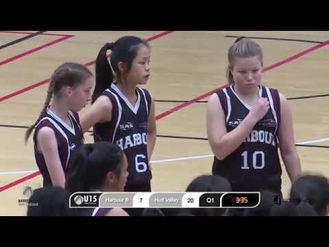 2016 U15 Girls National Championships  | Harbour V Hutt Valley. 5th Pool A V 5th Pool B.