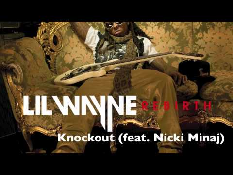 Knockout (feat. Nicki Minaj) - Lil Wayne (Instrumental/Karaoke) HD