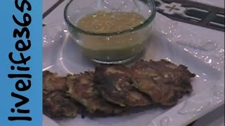 How To...make Killer Zucchini Fritters