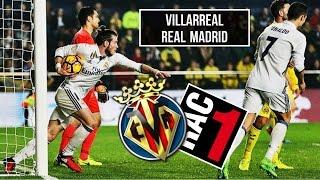 AUDIO RAC1 | VILLARREAL - REAL MADRID | 2-3 |