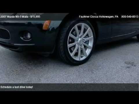 2007 Mazda MX-5 Miata Grand Touring - for sale in Allentown, PA 18103
