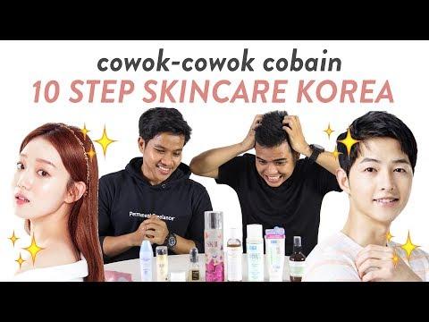 10 Step Korean Skincare Challenge! | Kenalan #FDDudes baru!