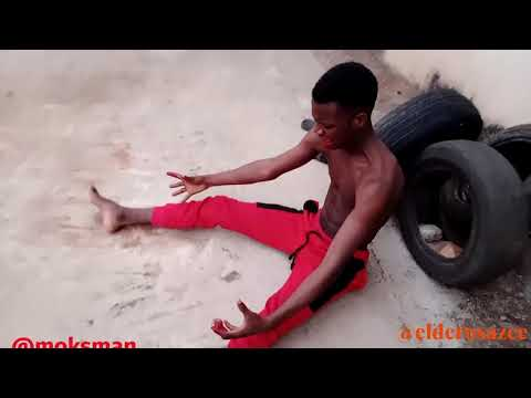 Comedy skit: The Nigerian Destroyer