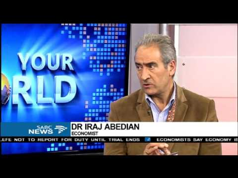 Economist, Dr. Iraj Abedian and Vavi on the unexpected recession