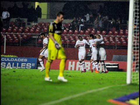 São Paulo 2 x 1 Flamengo | Narração: Oscar Ulisses (Rádio ...