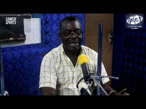 SPORTFM TV - SAMEDI SPORTS - AYIVI EKOEVI SUR LA TOURNEE DE DETECTION NATIONALE