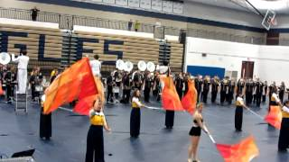 Hey Jude - Beatles - Hartland High Marching Band Spectacular Concert 2012