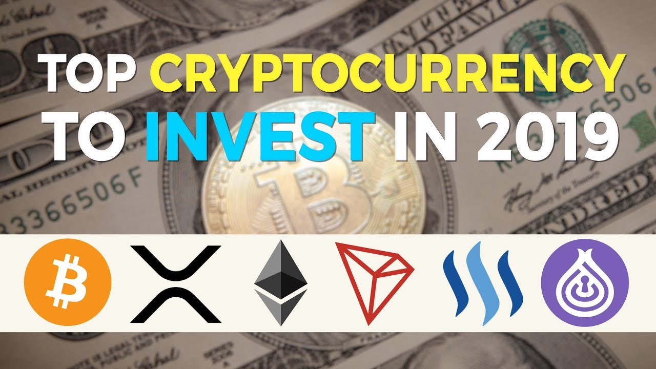 top ten cryptocurrency to invest