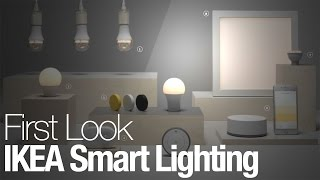 IKEA is bringing its smart home tech to the US