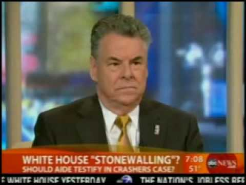 Rep. King Demands WH Social Secretary Testify on Party Crashers Incident