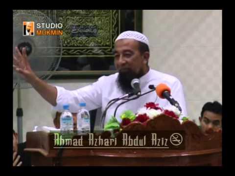 Hukum Minum Air Ketum | Ustaz Azhar Idrus (UIA)