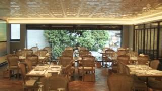 初の飲食業態、「ナノ・ユニバース ジ オークフロアー」がオープン