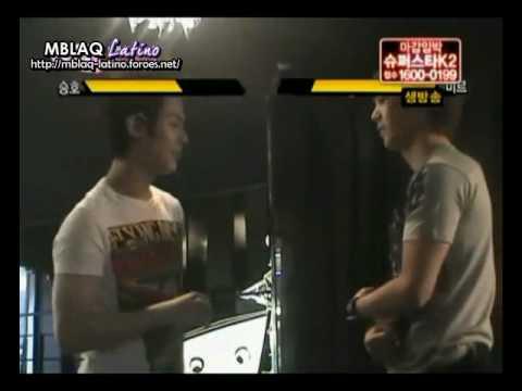 "~MBLAQ™~ ""SeungHo vs. Mir Ø SeungHo v.s Thunder"""
