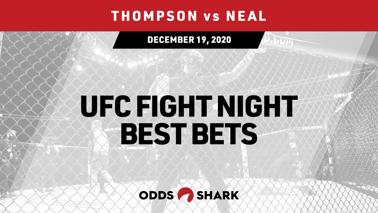 Ufc betting odds 1678 england player of the year betting on sports