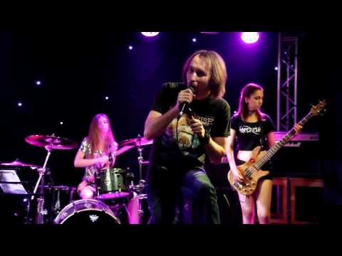 Sparks (Ukraine) - Thunder In The Distance (SUNRISE cover)