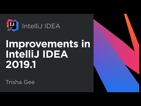 IntelliJ IDEA 2019 progress report: 2019 1 Release Candidate