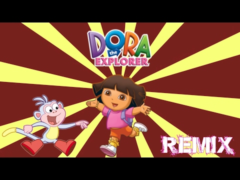 """DORA THE EXPLORER"" [Swiper No Swiping Remix!] -Remix Maniacs"