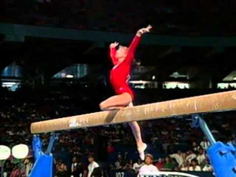dominique moceanu balance beam us gymnastics women allaround