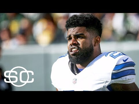 Ezekiel Elliott Suspended 6 Games By NFL | SportsCenter | ESPN