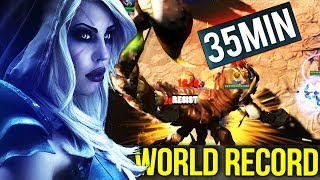 ABSOLUTE WORLD RECORD SPEEDRUN SILTBREAKER - 35MIN [Dota 2]