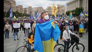 Главред (Украина): в чем главный итог протестов в США. Главред, Украина.