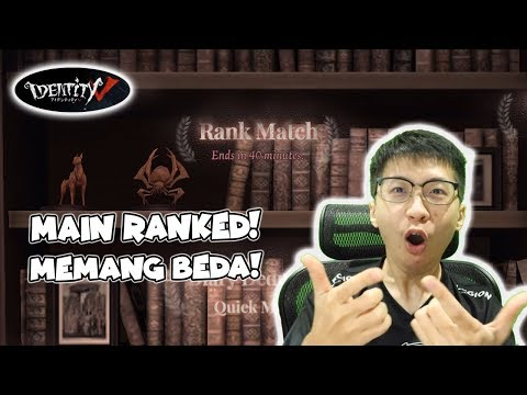 Rasanya Ranked MATCH Identity V! - Identity V Indonesia