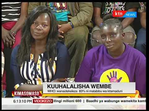 Kimasomaso: Kuuhalalisha Wembe,Somalia inaongoza kwa 86% barani Afrika