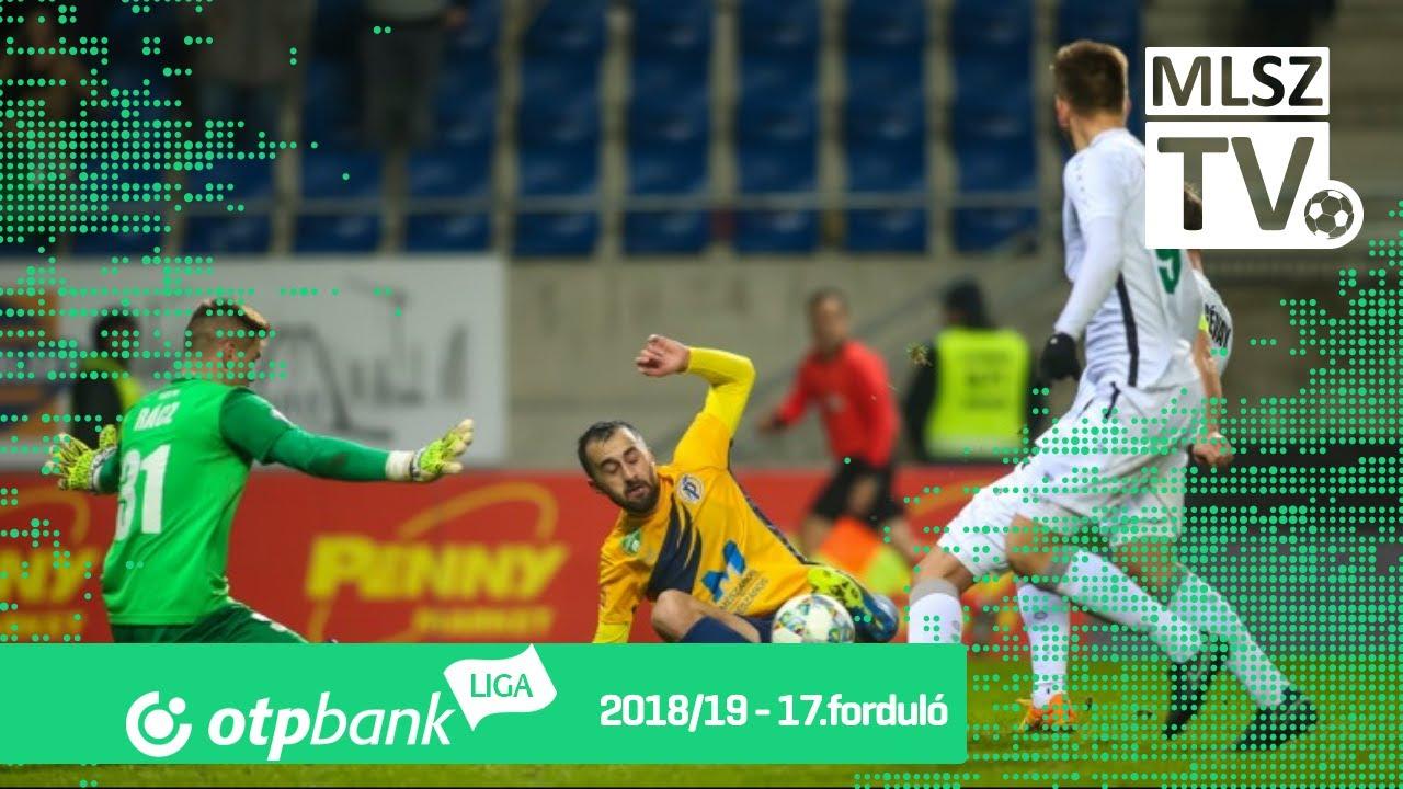 Puskás Akadémia FC – Paksi FC | 1-1 | (0-1) | OTP Bank Liga | 17. forduló | MLSZTV