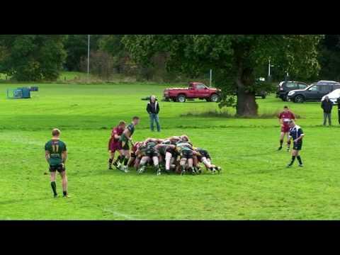 Highlights Nant v Caernarfon. A Hit Ifan!!!! 26-8 (15/10/16)