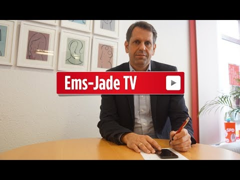 Interview mit Landesminister Olaf Lies (SPD)