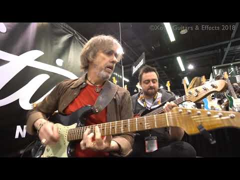 Xotic Guitars and Effects at Winter NAMM 2018