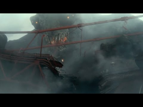 Pacific Rim (2013) - Opening Sequence