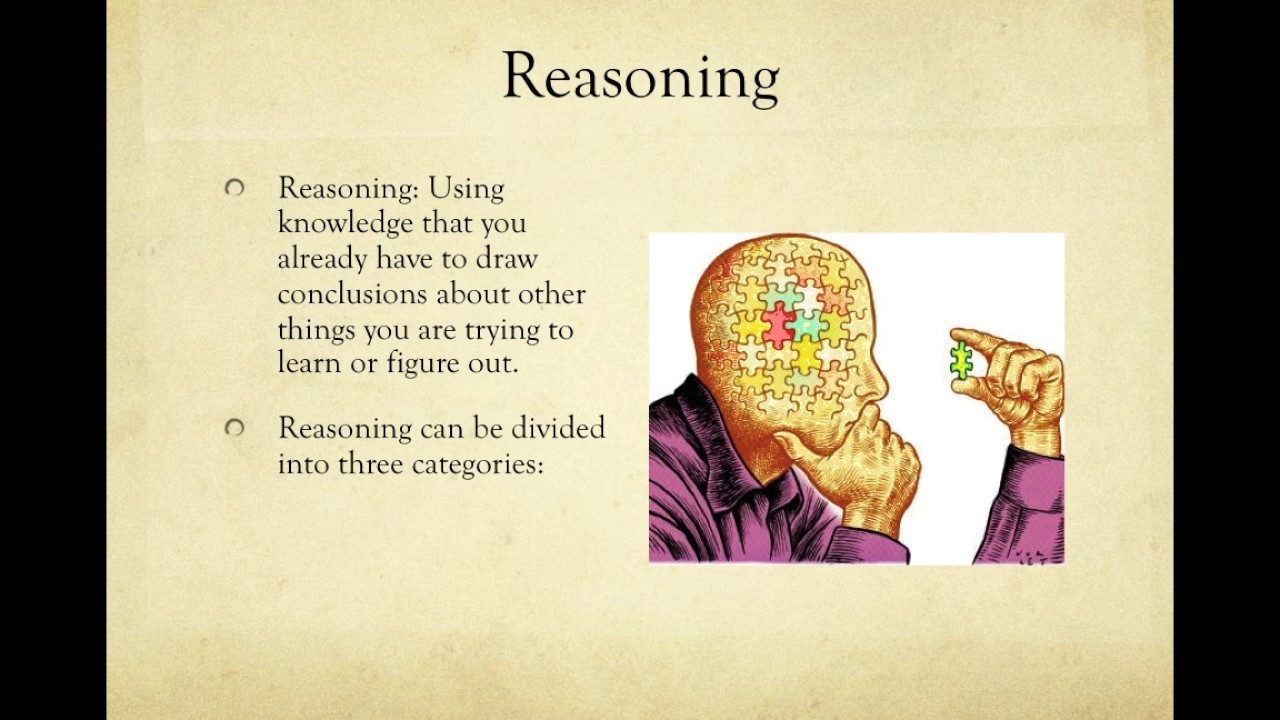 thinking and problem solving in psychology