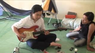 Mai Phương : 20 câu nam đảo . Guitar : Thái An