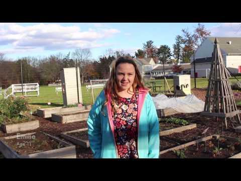 Garden Fun at Chapin School Princeton!